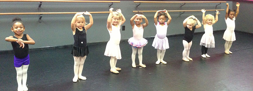 3 year old dancers