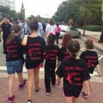 ribbon walk fayetteville